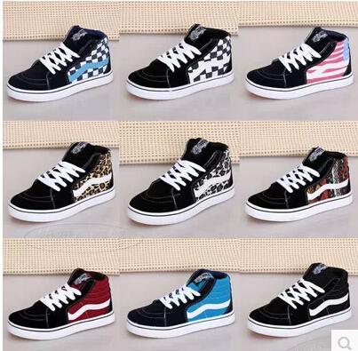02 hot venda nova do logotipo unisex mulheres / homens canvas sneaker vanselieds shoe storp and running shoes(China (Mainland))