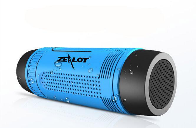 Waterproof Speaker Outdoor Stereo Shockproof Wireless Bluetooth 4.0 Speaker Music portable subwoofer Speakers Loudspeaker(China (Mainland))