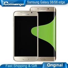 Originální mobilní telefon Samsung Galaxy S6 Edge, Android 5.0