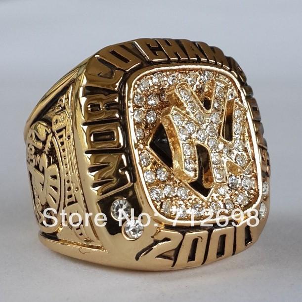 Ny Yankees Replica Rings