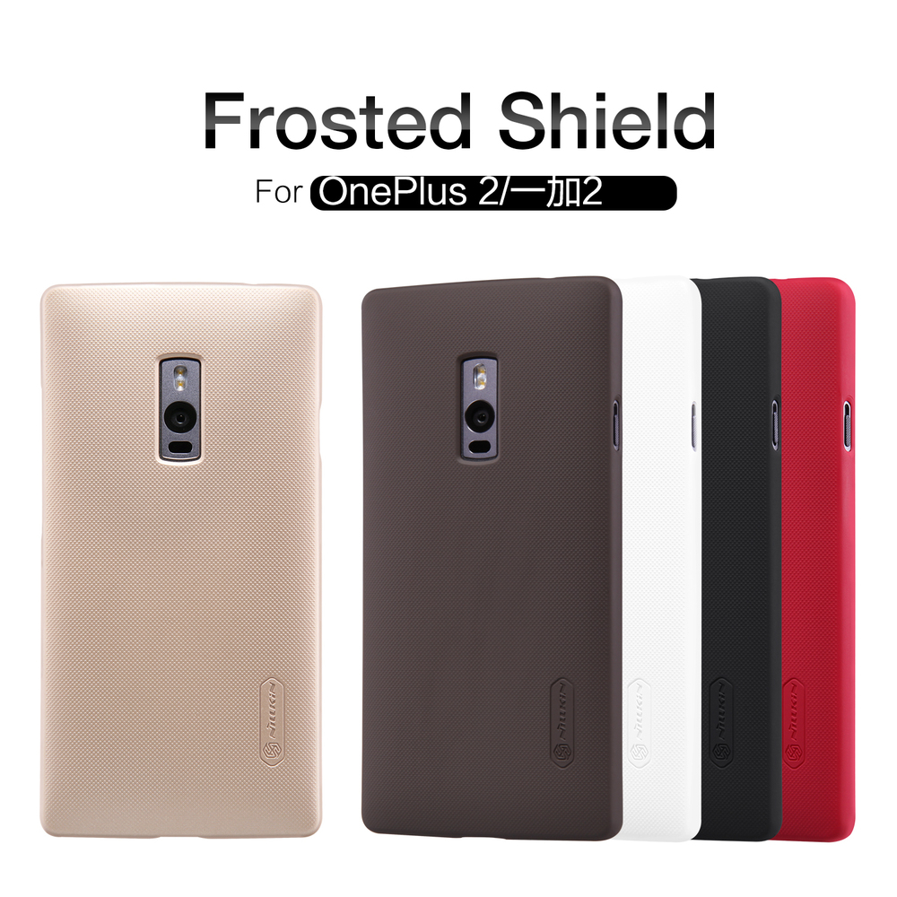 5 Colors Top Quality Original Famous brand Oneplus Two 2 Hard PC Back case phone cover One plus two 2 Free Shipping Track Number(China (Mainland))