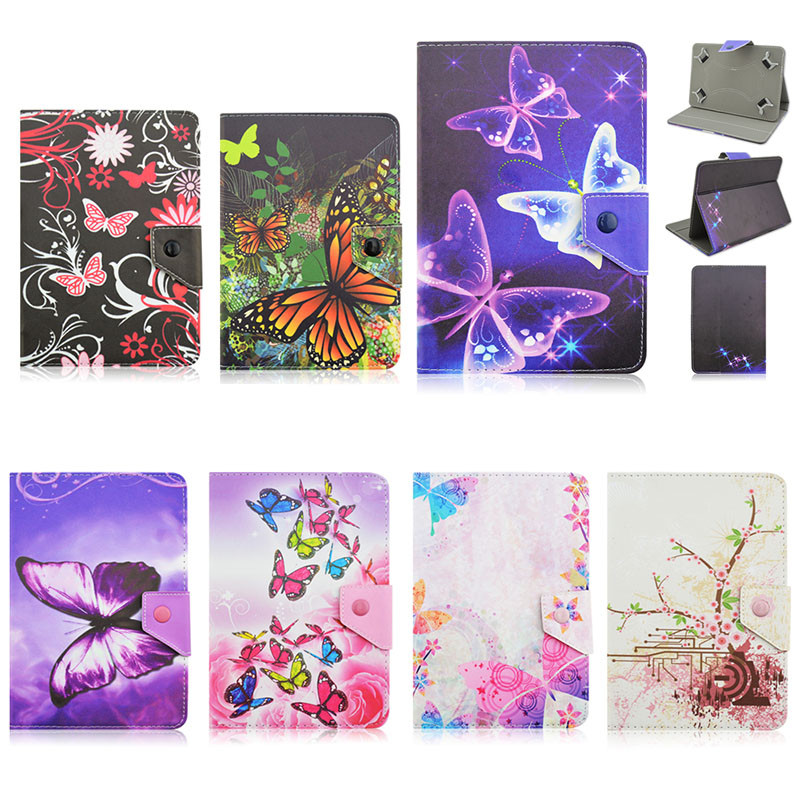 """PU Leather Book Case stand Cover For Toshiba Encore 2 WT10 10"""" 10.1 inch Universal 10 inch Android Tablet covers S4A92D(China (Mainland))"""