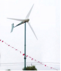 5.0-3000W-OL wind generator 3kw,can output 220V&build in controller,40% ship fee+100%positive feedback