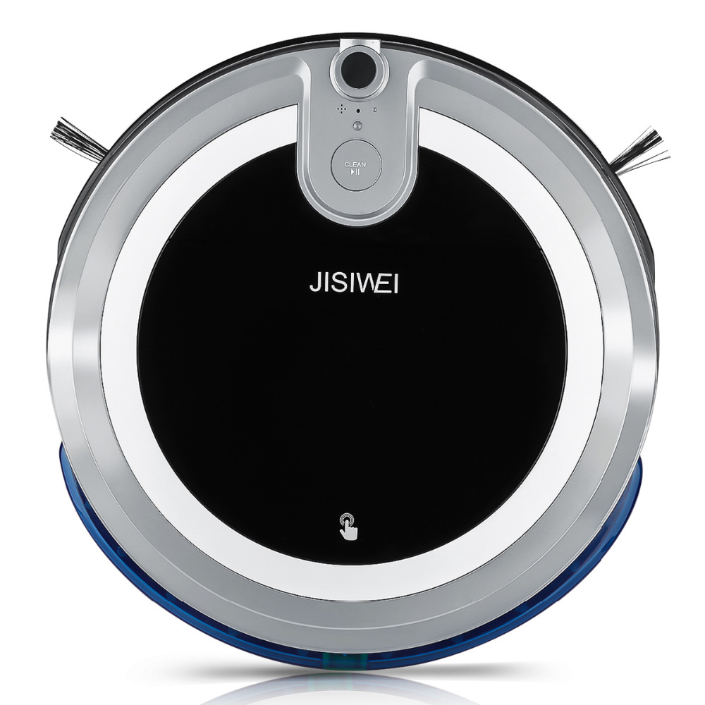 JISIWEI i3 Best Robot Vacuum Cleaner House Cleaning Aspiradora Robot With Built-in HD Camera APP Remote Control Sweeping Robot(China (Mainland))
