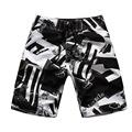 Fashion Quick Dry Men <font><b>Shorts</b></font> Brand Summer Casual Clothing Geometric Swimwears Beach <font><b>Shorts</b></font> Men's Surf <font><b>Board</b></font> <font><b>Shorts</b></font> Q3