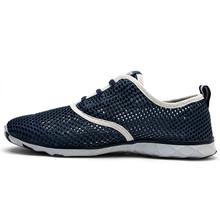 Uomini Respirabili di estate di Casual Scarpe Cuscino Leggero A Piedi Scarpe Da Uomo All'aperto scarpe di Acqua Scarpe di Grande formato 14 zapatillas mujer sapato(China)