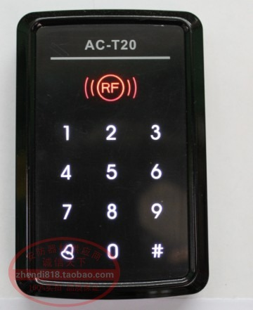 Touch Key ID card IC card single door controller password access one machine Access Controller(China (Mainland))