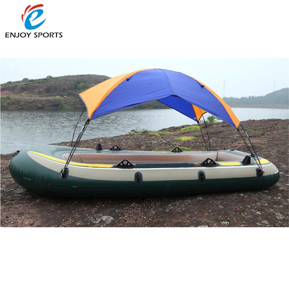 укрытие от дождя из лодки