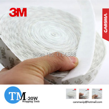 15m* 2.5cm 3M self adhesive felt tape, wool Felt strip Felted sliders, window guide tape felt for Bubble removing(China (Mainland))