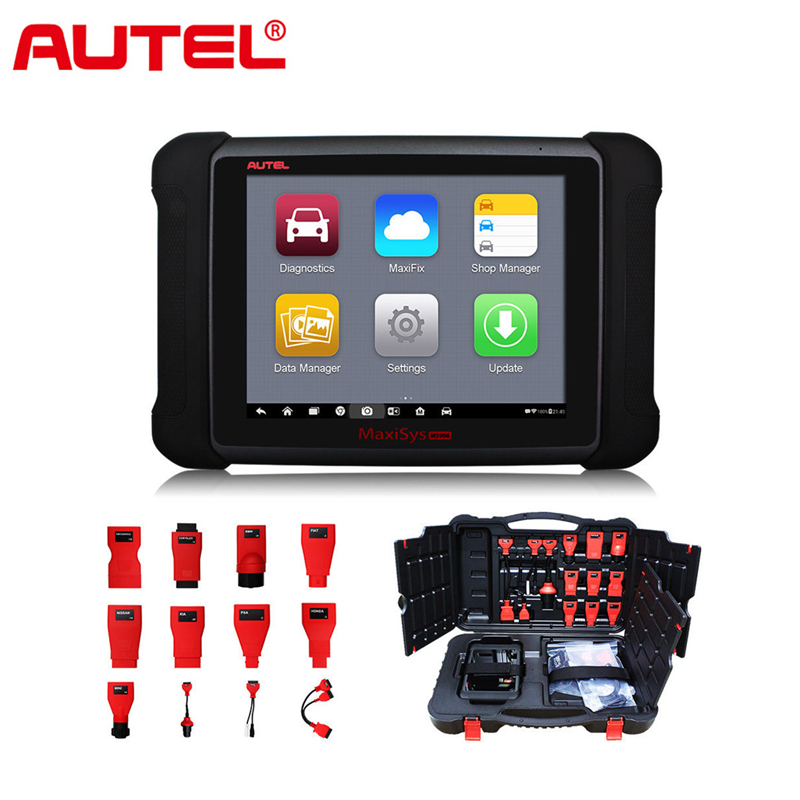 2016 Original WiFi AUTEL MaxiSYS MS906 Diagnostic Scanner Better Than the Autel DS708 Universal Diagnostic Scanner<br><br>Aliexpress