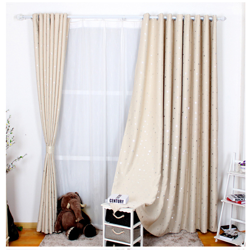 Blackout liner for curtains