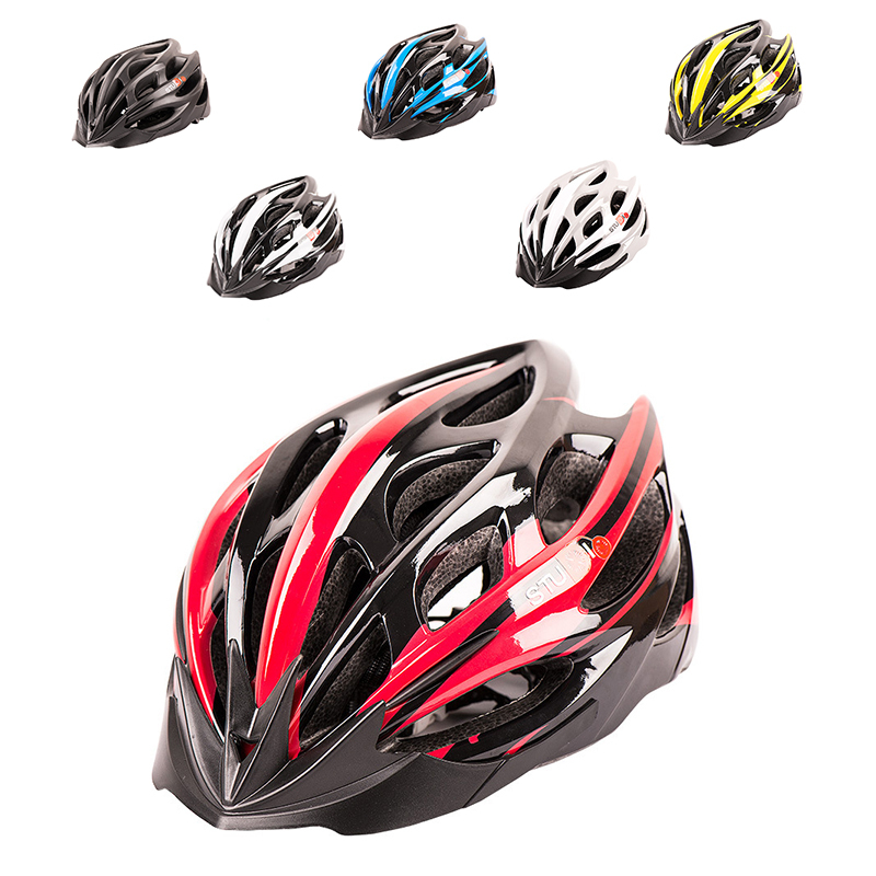 2015 New A Free Road Bike Bicycle Cycling Helmet EPS+PC Material Ultralight Mountain Bike Helmet 23 Air Vents SIZE:55-61cm(China (Mainland))