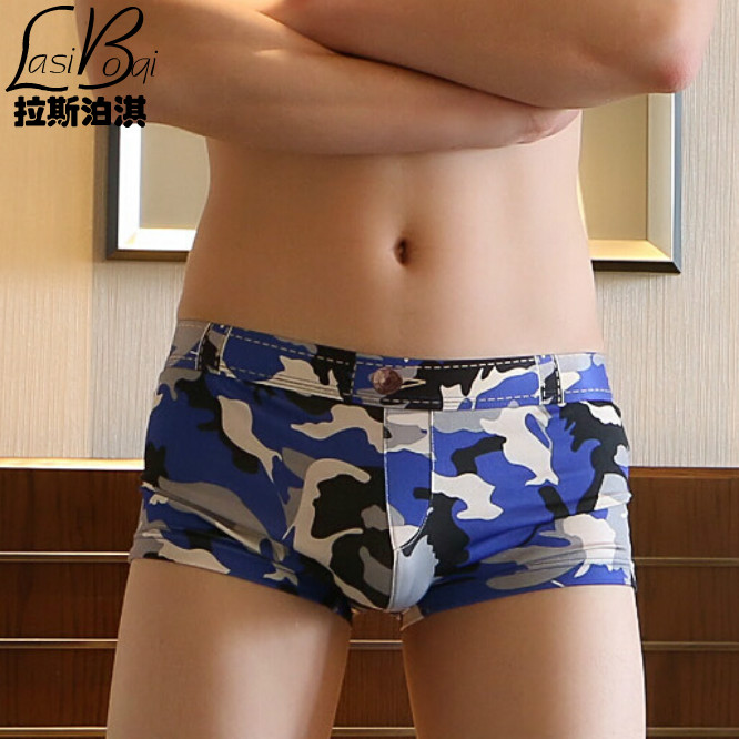 Hots Sell 2016 Cheap New Mr Summer Quality Brands Men's Boxer Shorts Boys Trunk Fashion Sexy Man Underwear Mans Swim Underpants(China (Mainland))