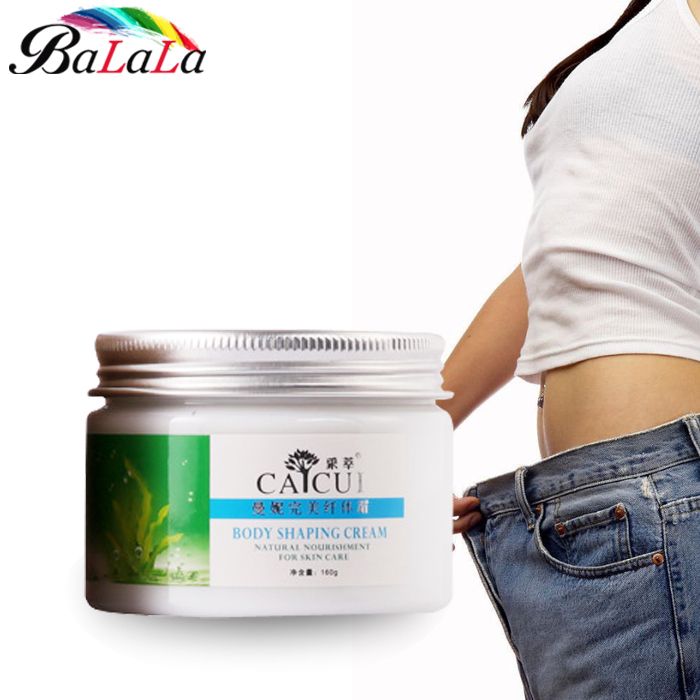 Algae ,Aloe Slimming creams , Chinese herbal losing weight , fat burning, 160g/bottle, free shipping, slimming gel(China (Mainland))