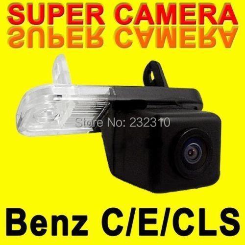 Mercedes Benz C Class W203 E Class W211 CLS Class W219 300 car Reverse Camera rear view night version kamera backup GPSCMOS(China (Mainland))