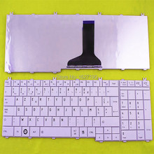 NEW Original FR French Laptop Keyboard for TOSHIBA font b Satellite b font C650 C660 L650