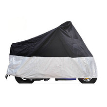 Motorcycle Bike Polyester Waterproof UV Protective Scooter Case Cover Plus Size Car Cover S M L XL XXL XXXL XXXXL
