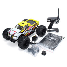 FS Racing 53633 1:10 2.4GH 4WD Brushless Monster Truck RC Toy For Grownups Or Kids Toys With 7.2V 1800mAh Ni-MH Battery(China (Mainland))