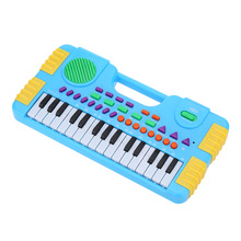 Multifunction 31 Keys Mini Electronic Keyboard Music Toy Educational Cartoon Electone Piano Toy Gift for Children Kids Beginners(China (Mainland))