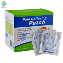 Health Care pain reliever Anti Pain Patch 240pcs Arthritis/ Backache /Shoulder/Muscle Pain Relief Plaster better Office Workers