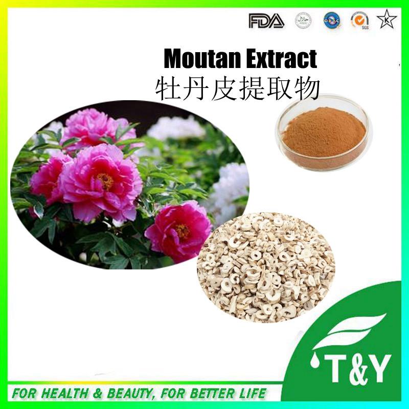 China wholesale pure Cortex Moutan Extract 800g/lot