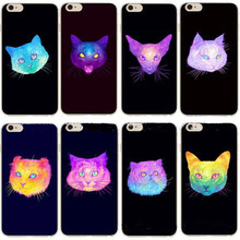 HOT Sale Cell Phone Cover for Apple iPhone 6 6S 4.7 5.5 star cate super thin soft Case Mobile Cover