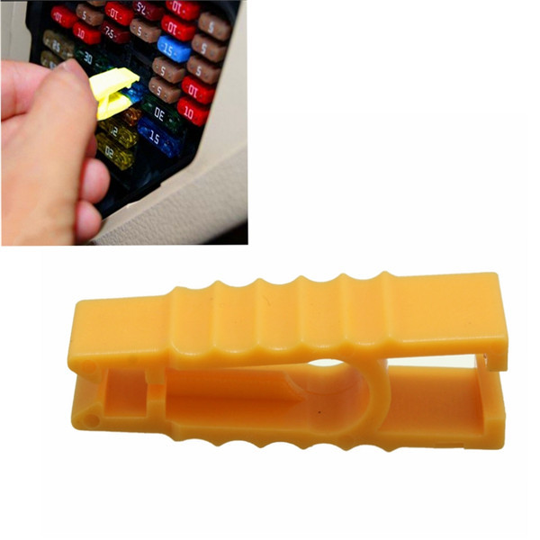 Hot sale Universal Blade Fuse Puller Car Automobile Fuse Clip Tool Extractor for Car Fuse Holder