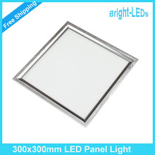 Bright-LEDs 10W 600lm LED Ceiling Panel Light 300x300 (China (Mainland))