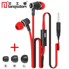 100% Original Langsdom Super Bass Headphones Stereo Earphone Hifi Headset With Microphone for Mobile phone for xiaomi iphone(China (Mainland))