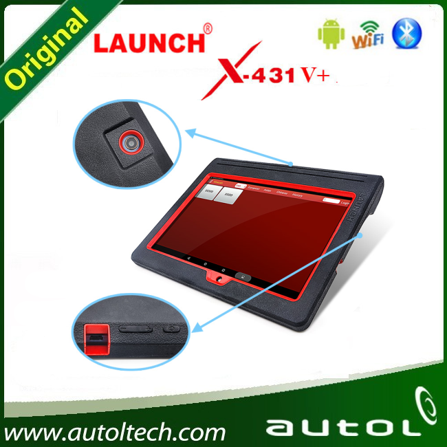 100% Original X431 V+ Launch X431 V+ Wifi Bluetooth Global Version Full System Scanner X-431 V+ substitutes X431 IV X431 Diagun(China (Mainland))