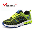 WETIKE 2017 Spring Summer Kids Running Shoes Cushioning Mesh Breathable Outdoor Sports Shoes Children Sneakers For
