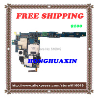 Free shipping 100%original Motherboard  for Samsung S2 i9100 unlocked mainboard European version16GB system board Good Quality !