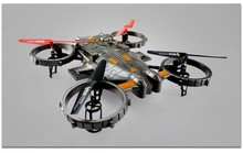 Hot sale Yd712  RC Helicopter quadrocopter Original  4 Channels  Avatar Headquarters Fighter model Free Shipping(China (Mainland))