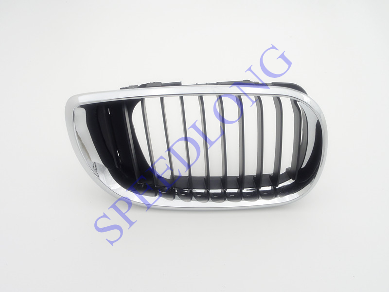 1 PC RH front upper grille for BMW 3 Series E46 New Model 2001-2004(China (Mainland))