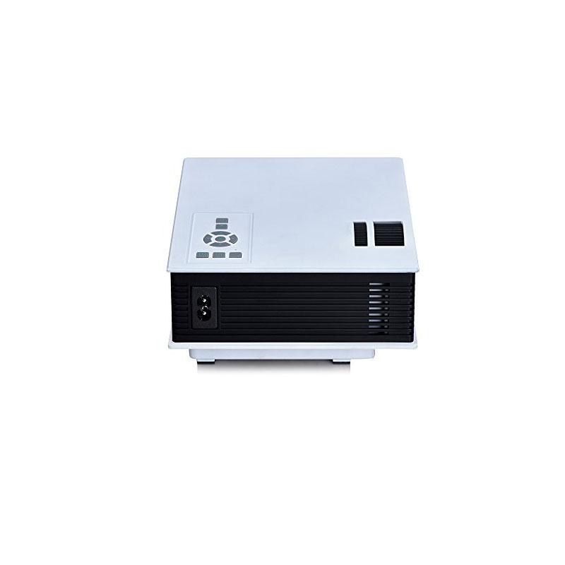 Home Cinema LED Mini Projectors Support Full HD Movies High  HDMI AV VGA AUDIO USB TV unic uc40