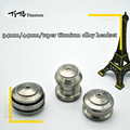 TiTo Titanium alloy Threadless Headset MTB Road Bike Bicycle Parts Cycling Headsets 34mm 44mm 41 8