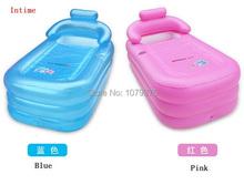 Free spa inflatable bath tub adults folding SPA bathtub pvc folding inflatable bathtub banheira inflavel plastic bathtub adult(China (Mainland))