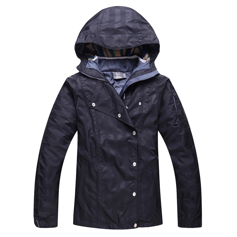 Free Shipping High Quality Women's Ski Snowboard Jacket Color Warm Wind Resistant Waterproof Breathable Jacket Ski Clothing(China (Mainland))
