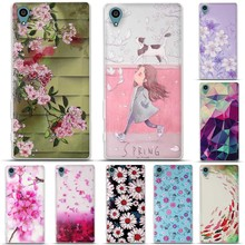Buy Case Sony Xperia Z3 Cover D6603 D6643 D6653 D6616 L55T 3D Skin Painting Phone Back Protector Cover Sony Z3 Case Silicon for $1.74 in AliExpress store