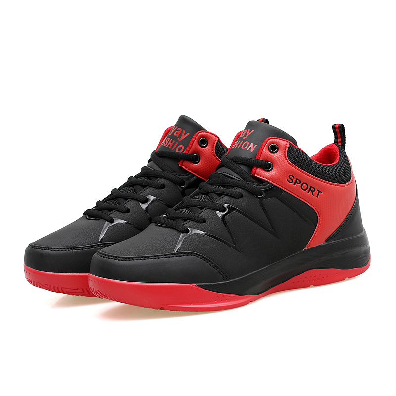 Professional New Design Men Basketball Sneakers High Ankle Breathable Antiskid Men's Athletic Sport Basketball Shoes Outdoor(China (Mainland))