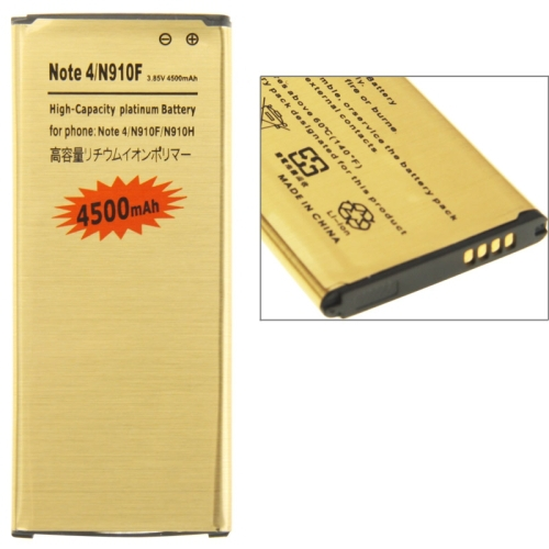 Note4 Battery 4500mAh High Capacity Business Replacement Samsung Galaxy Note 4 N910F - WT 3C Accessories Online Store store