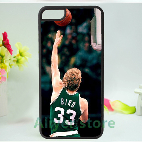 larry bird mobile phone case cover for iphone 4 4s 5 5s 5c SE 6 6s & 6 plus 6s plus *jh177
