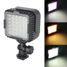 Brand New High quality CN-LUX360 Portable 36 LED Video Light Lamp For Canon Camera DV(China (Mainland))