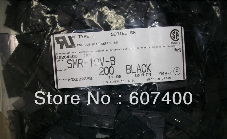 SMR-10V-B Black color JST Connectors terminals housings 100% new and Original parts<br><br>Aliexpress