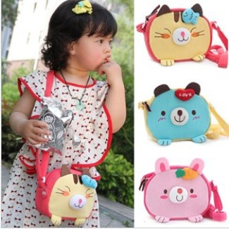 Free shipping wholesales cross body bags / Satchel gor girls/ shoulder bag/ bag for children(China (Mainland))