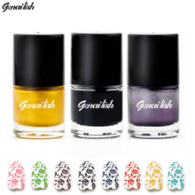 Nail Polish Stamp Polish Nail Art 24 Colors Stamping Lacquer Varnish Spray Vernis A Ongle genailish-GC1(China (Mainland))