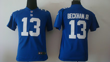 All stitched Youth New York Giants Kids children 11 Phil Simms 13 Odell Beckham Jr. 56 Lawrence Taylor #92 camouflage(China (Mainland))