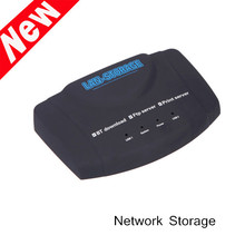 USB 2.0 Network Storage Nas FTP/Print/Samba/UPnP Media Server BT DLNA DDNS Download EU/US/UK/AU Plug(China (Mainland))