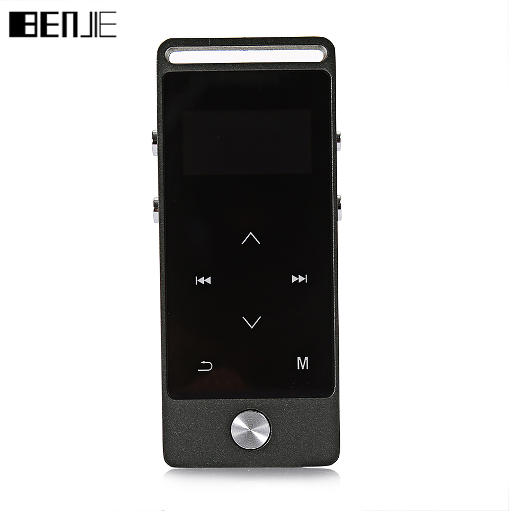 BENJIE-S5-Metal-Touch-Screen-MP3-Player-APE-FLAC-WAV-High-Sound-Quality-8GB-Entry-level