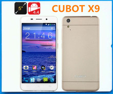 Cubot X9 Smartphone 5.0″ Octa Core MTK6592 Android 4.4 3G Celular Mobile Phone Dual SIM Dual Standby 2G RAM 16G ROM Cell phone